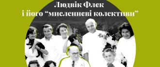 У Львові презентують українське видання праці Людвіка Флєка